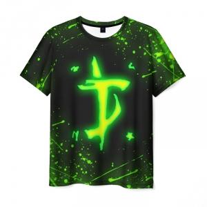 Collectibles Men'S T-Shirt Doom Slayer Merchandise Print