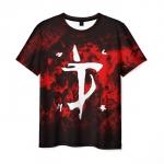 Merchandise Men'S T-Shirt Sign Design Doom Slayer