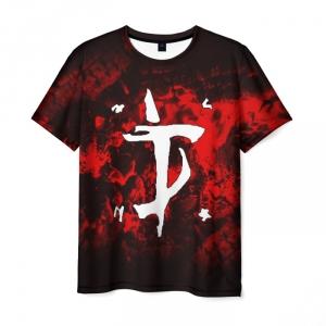 Collectibles Men'S T-Shirt Sign Design Doom Slayer
