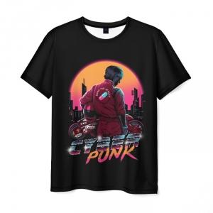 Collectibles Men'S T-Shirt Print Cyberpunk Hotline Miami