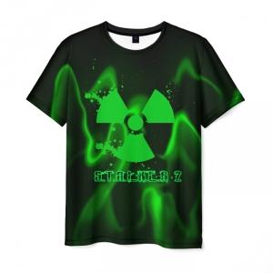 Collectibles Men'S T-Shirt Game Print Stalker Label Merch