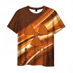 Collectibles Men'S T-Shirt Brown Design Stalker Merch