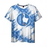 Merchandise Men'S T-Shirt Title Untitled Goose Hero Game
