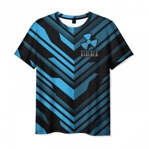 Collectibles Men'S T-Shirt Merchandise Design Stalker Outline