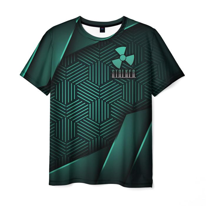 Merchandise Men'S T-Shirt Graphic Game Design Stalker Print