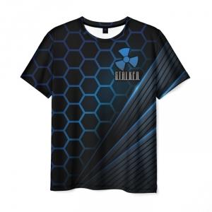 Collectibles Men'S T-Shirt Merchandise Game Stalker Title