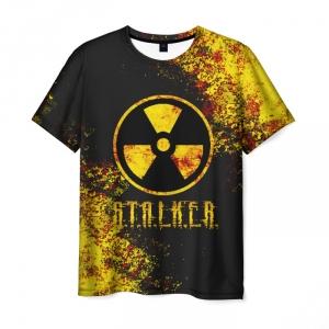 Collectibles Men'S T-Shirt Print Game Stalker Design Merch