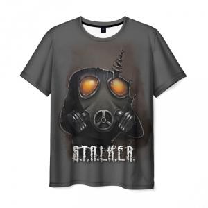 Collectibles Men'S T-Shirt Game Image Stalker Print Merch
