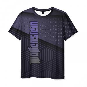 Merchandise Men'S T-Shirt Wolfenstein Graphic Image Game