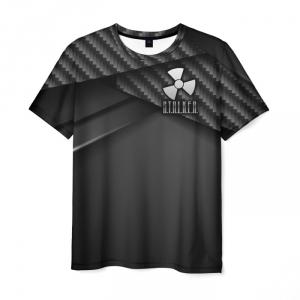Collectibles Men'S T-Shirt Merchandise Game Print Stalker