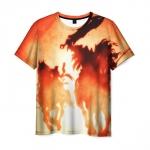 Merchandise Men'S T-Shirt Scene Print Game Darksiders Design