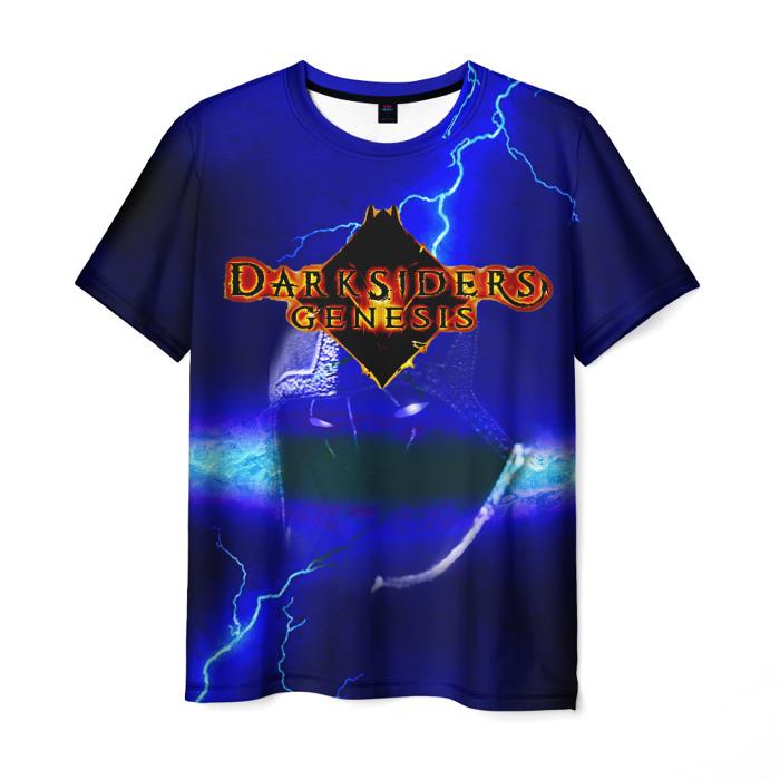 Collectibles Men'S T-Shirt Graphic Design Darksiders Print