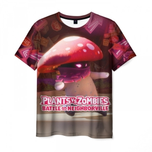 Collectibles Men'S T-Shirt Plants Vs. Zombies: Battle For Neighborville