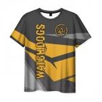 Merchandise Men'S T-Shirt Watch Dogs Merchandise Design