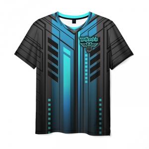 Merchandise Men'S T-Shirt Wolfenstein Image Design Clothes