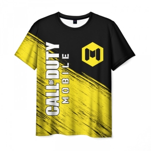 Collectibles Men'S T-Shirt Clothes Print Call Of Duty Mobile