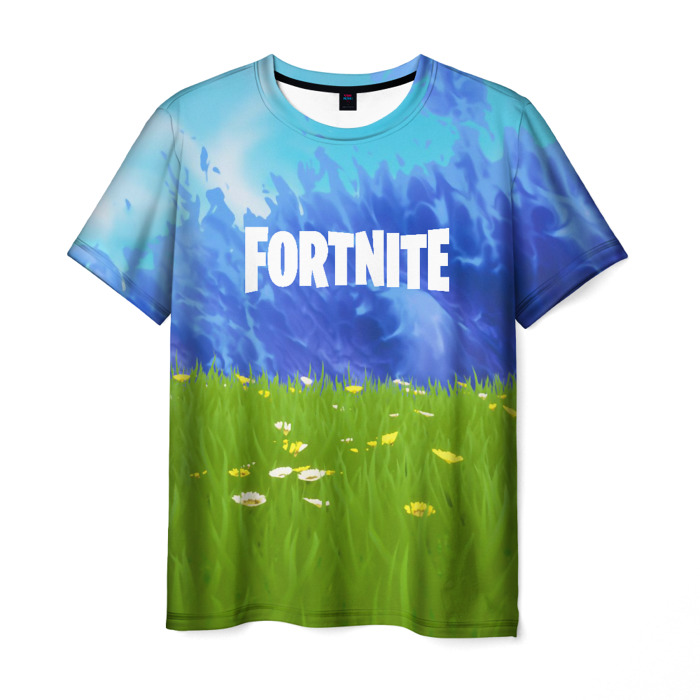 Merch Men'S T-Shirt I,Age Design Title Fortnite Print