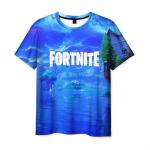 Merch Men'S T-Shirt Fortnite Picture Design Title