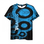 Merch Men'S T-Shirt Plants Vs Zombies Apparel Print