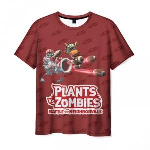 Collectibles Men'S T-Shirt Plants Vs Zombies Battle For Neighborville