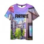 Merch Men'S T-Shirt Fortnite Design Text Merchandise