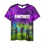 Merchandise Men'S T-Shirt Design Fortnite Strom Apparel