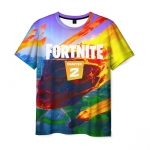 Merch Men'S T-Shirt Clothes Fortnite Game Image