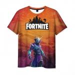 Merchandise Men'S T-Shirt Luminos Fortnite Design Picture
