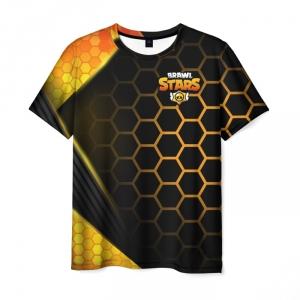 Collectibles Men'S T-Shirt Merchandise Brawl Stars Design Print