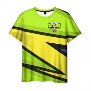 Collectibles Men'S T-Shirt Design Brawl Stars Clothes