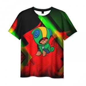 Collectibles Men'S T-Shirt Leon Brawl Stars Design Merch