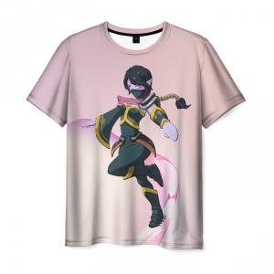 Merchandise Men'S T-Shirt Lanaya Dota Hero Print