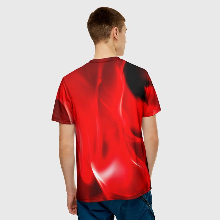Merch Men'S T-Shirt Cyberpunk 2077 Samurai Label Print Text