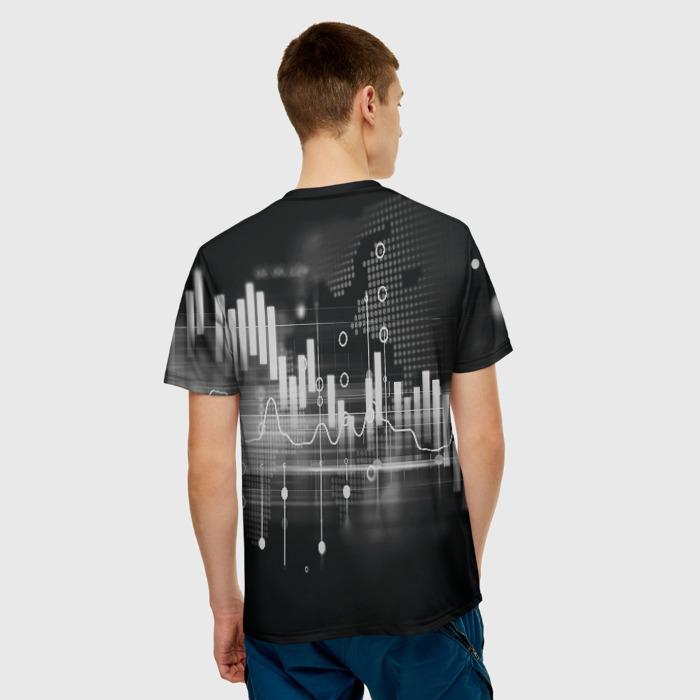 Merchandise Watch Dogs Legion Men T-Shirt Chart Black
