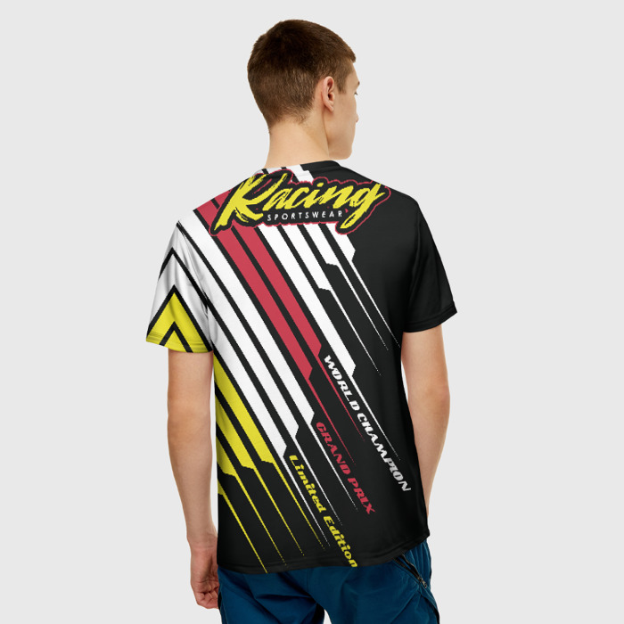 Collectibles Men'S T-Shirt Figure Need For Speed Text