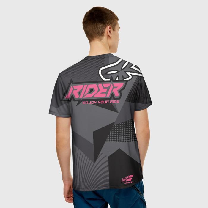Merch Men'S T-Shirt Need For Speed Grey Design