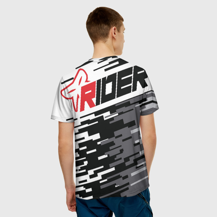 Collectibles Men T-Shirt Need For Speed Text Game White
