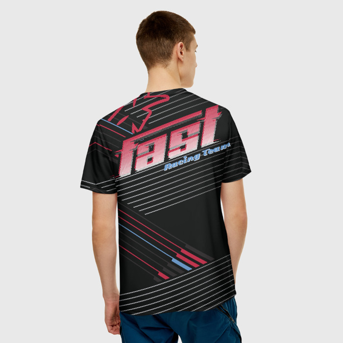 Merch Men T-Shirt Need For Speed Andise Black