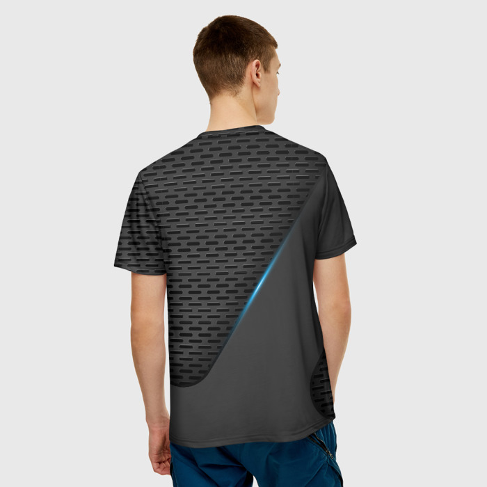 Collectibles Men T-Shirt Grey Radiation Clothes Stalker