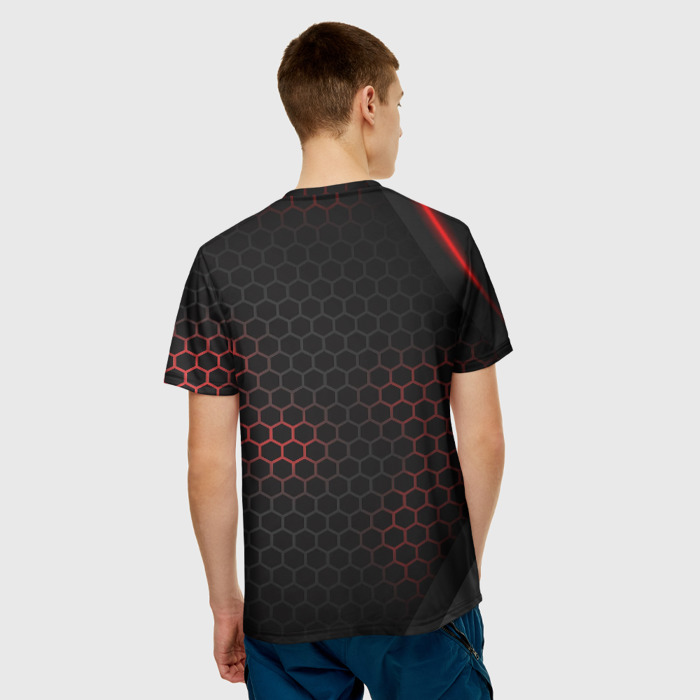 Collectibles Men T-Shirt Hazard Symbol S.t.a.l.k.e.r.