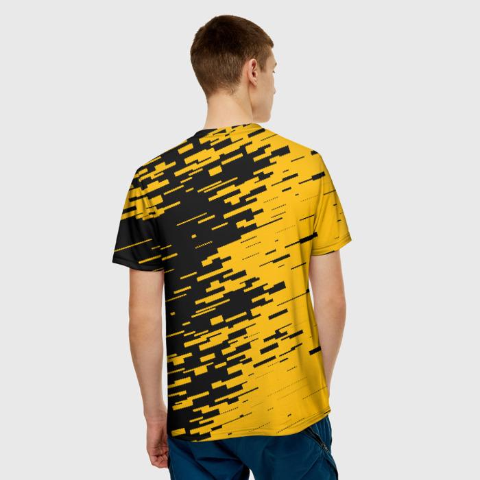 Merch Men T-Shirt Apparel Game Cyberpunk 2077 Text