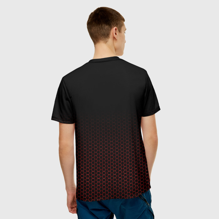 Collectibles Men'S T-Shirt Gradient Brown Game Roblox
