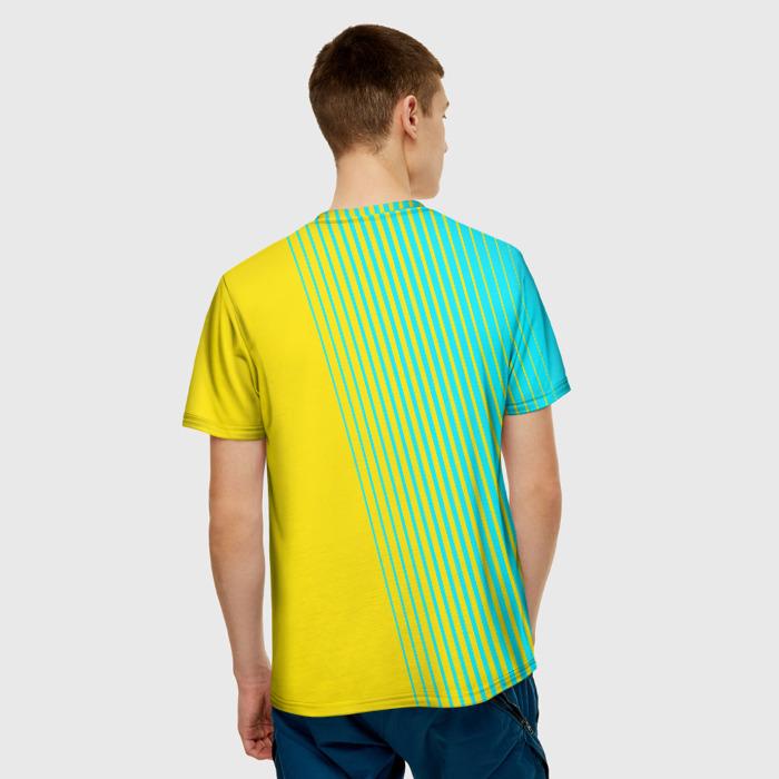 Collectibles Men'S T-Shirt Gradient Cyberpunk Merchandise Print