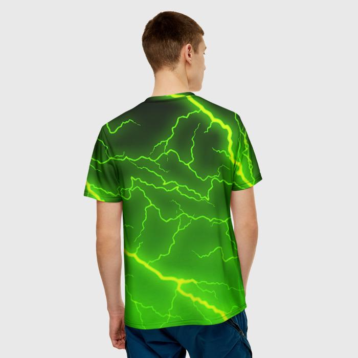 Merch Men'S T-Shirt Green Stalker Game Apparel