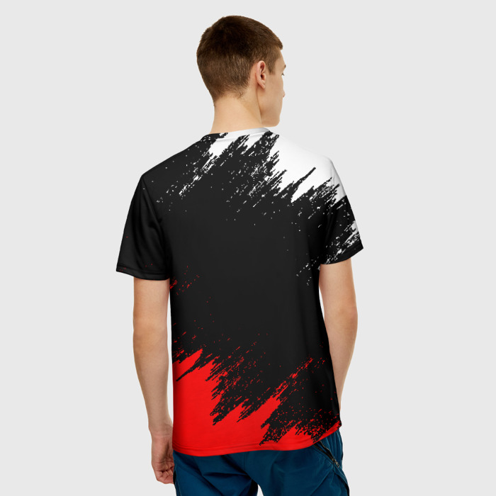Collectibles Men'S T-Shirt Game Radiation Sign Stalker Print