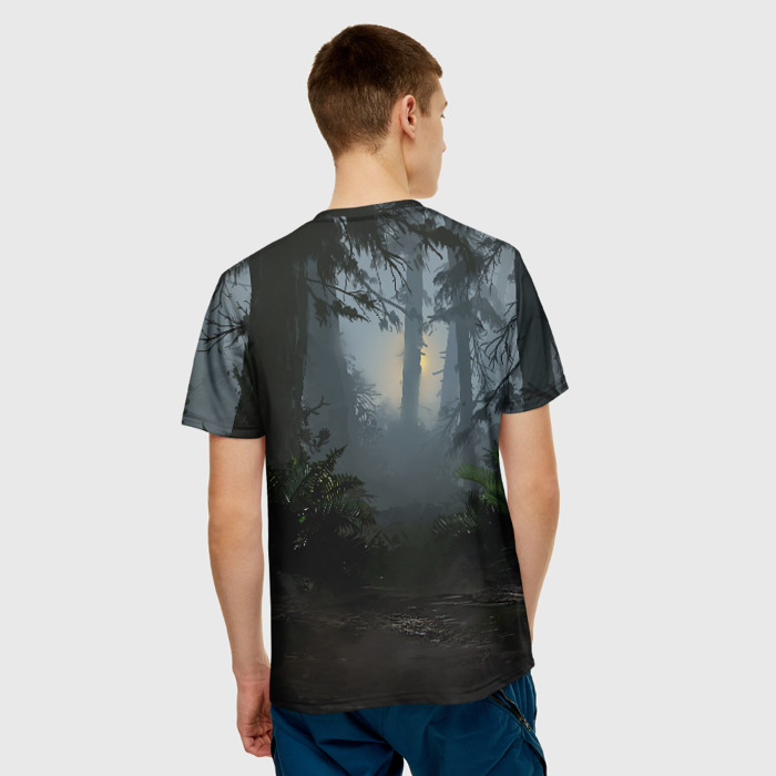 Collectibles Men'S T-Shirt Picture Design Game The Last Of Us