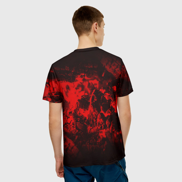Merch Men'S T-Shirt Label Game The Last Of Us