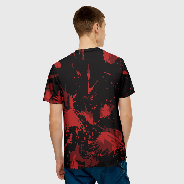 Collectibles Men'S T-Shirt Merch Stalker Game Black Sign