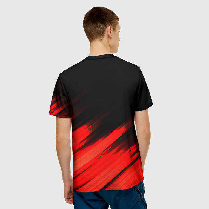 Merchandise Men'S T-Shirt Design Text Game Rainbow Six Siege Merch