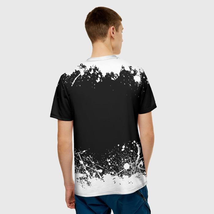 Merchandise Men'S T-Shirt Design Skooma Black The Elder Scrolls